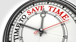 Time to Save Time